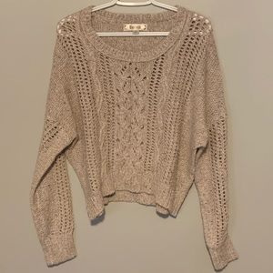 2 for $15!! Light Pink Sweater